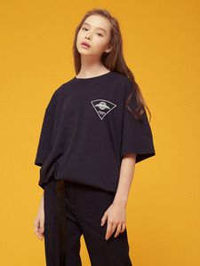 [SEASON OFF 20%] PLANET 1/2 TEE NY