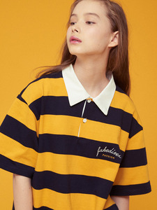 [SEASON OFF 30%] FD RUGBY TEE YE