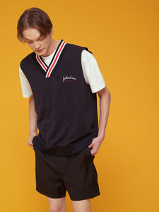 [레드벨벳웬디 착용, SEASON OFF 30%] FD V SLEEVELESS NY