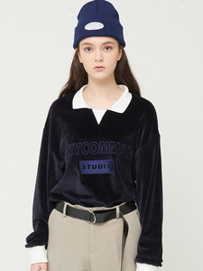[SALE 15%] NC VELOUR SHIRT NY
