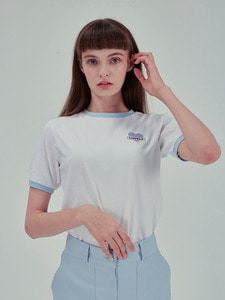 [55% SEASON OFF SALE] LOVELY TEE WH