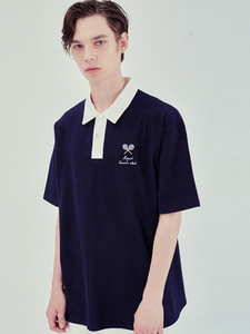 [40% SEASON OFF SALE] TENNIS RUGBY TEE NY